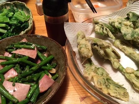 2019山菜